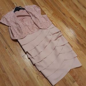 PLUS SL Fashions Party Dress